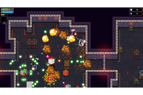 SPACESHIP LOOTER is now on Greenlight! news - Indie DB