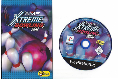 AMF Xtreme Bowling 2006 for Playstation 2 PS2 - Passion ...