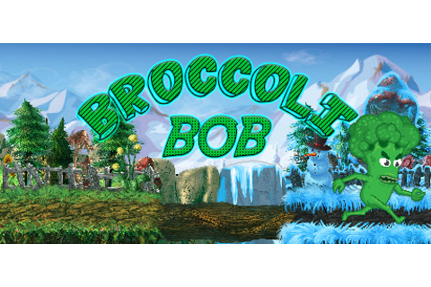 Broccoli Bob Free Download PC Game Full Version