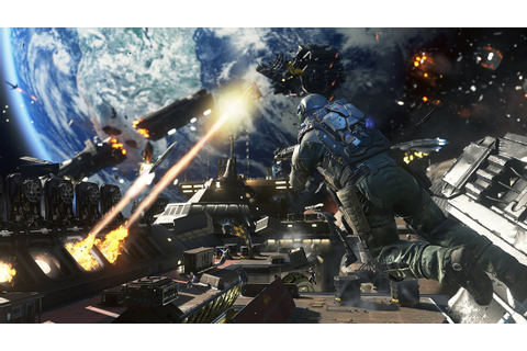 "Call of Duty®: Infinite Warfare - ""Ship Assault"" Campaign ..."