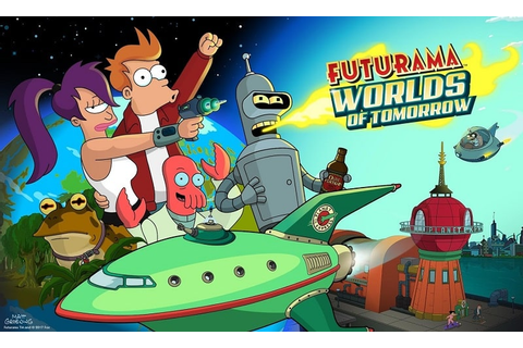 Futurama: Worlds of Tomorrow for PC – Free Download