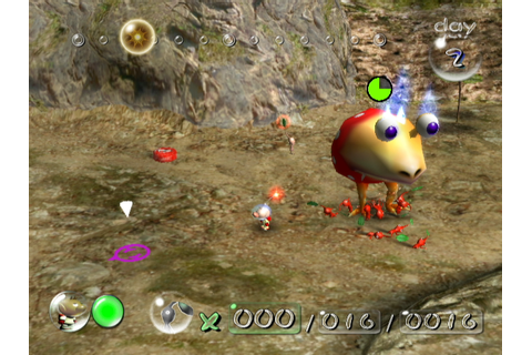 Pikmin Screenshots for GameCube - MobyGames