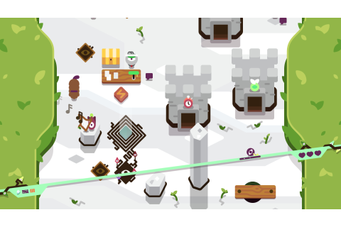 Tumbleseed (PS4 / PlayStation 4) News, Reviews, Trailer ...