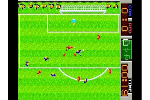 Tehkan World Cup - The Best Soccer Game Ever Made - YouTube