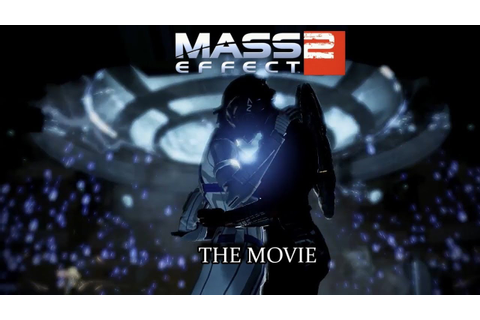 Mass Effect 2 All Cutscenes FemShep Game Movie (Including ...