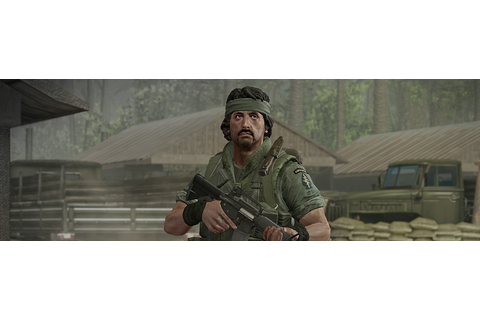Rambo: The Video Game is Getting Free 'Nam DLC This Week ...