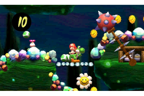 Yoshi's New Island (3DS) Review – The Triple Option