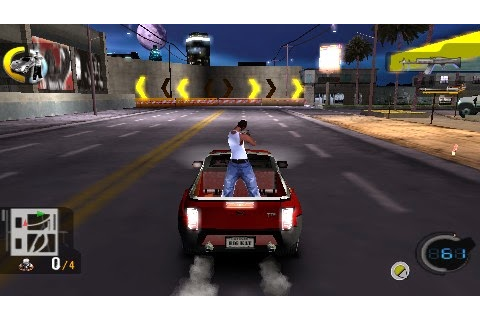 Street Riders - Download Game PSP PPSSPP PSVITA Free