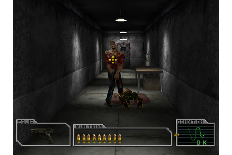 Game Review: Resident Evil: Survivor (PS1) - Games ...