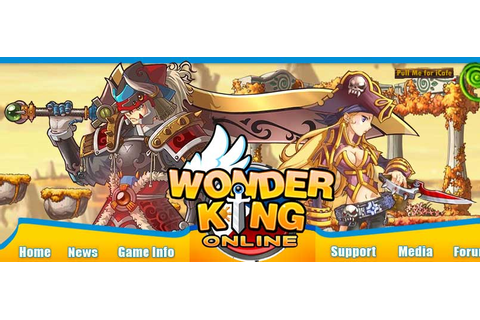 WONDERKING ONLINE GAME HOT 2 DIMENSI TERKEREN ( JOIN My ...
