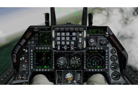 Falcon 4.0 | Flight Simulator Games For PC | Excalibur