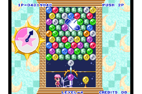 Puzzle De Pon! (MAME) Game - Arcade - User reviewsPuzzle ...