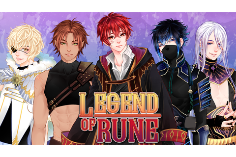 [Funded] Let's Support Legend of Rune an English BL Visual ...