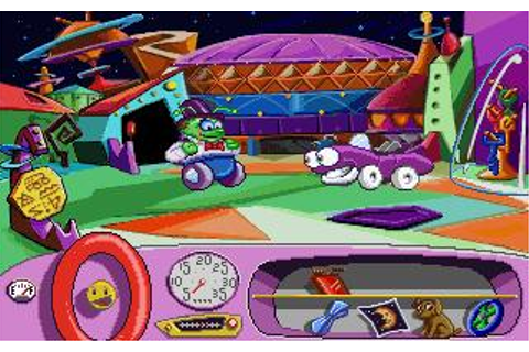 Putt-Putt Goes to the Moon Download (1993 Educational Game)