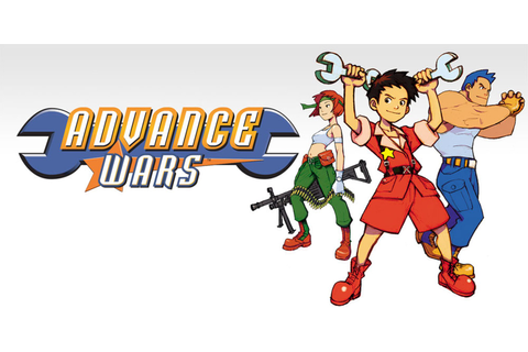 Advance Wars | Game Boy Advance | Jeux | Nintendo