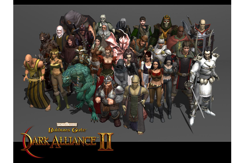 Baldur's Gate: Dark Alliance II | Favorite Video Games and ...