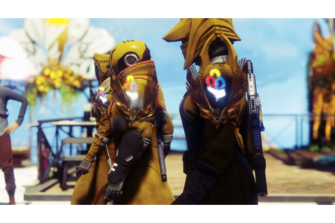 Destiny 2 Guardian Games will bring a new Exotic and armor ...