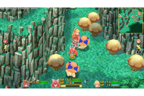 Review: Secret of Mana (Sony PlayStation 4) - Digitally ...