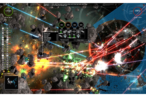 Amazing video of Gratuitous Space Battles 2 | PC Games n News