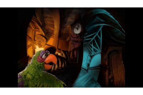 Muppet Treasure Island (PC) game - Scene 1, Benbow Inn ...