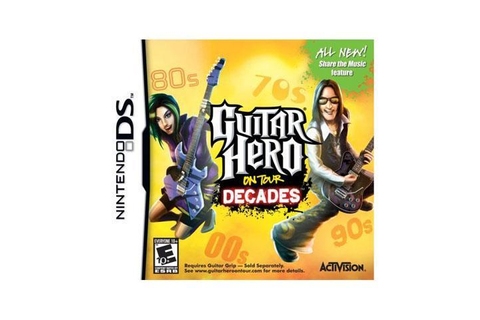 Guitar Hero On Tour Decades (Game Only) Nintendo DS Game ...