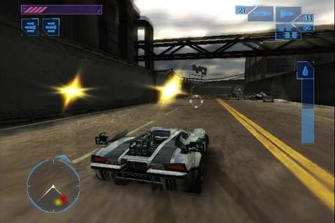 Spy Hunter Screenshots - Video Game News, Videos, and File ...