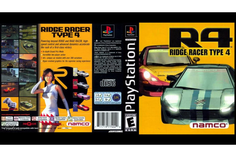[PS1] R4 Ridge Racer Type 4 Gameplay [ePSXe][1080p] HD ...