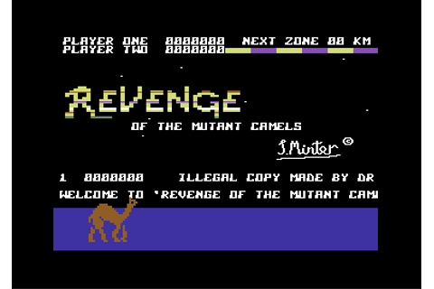 Download Revenge of the Mutant Camels (Atari ST) - My ...
