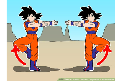 How to Fusion Dance in Dragonball Z (Video Game): 8 Steps