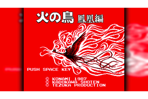 The Best of Retro VGM #1204 - Hi no Tori Hououhen (MSX2 ...