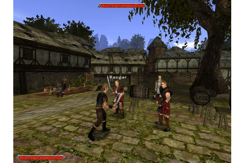 Gothic II Gold Screenshots - Video Game News, Videos, and ...