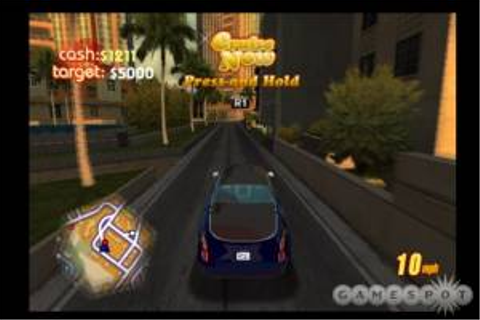 Game Classification : Pimp My Ride (2006)