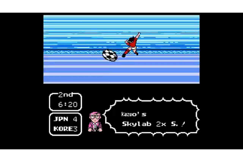Dendy (Nes) - Captain Tsubasa Vol II Super Striker . Final ...
