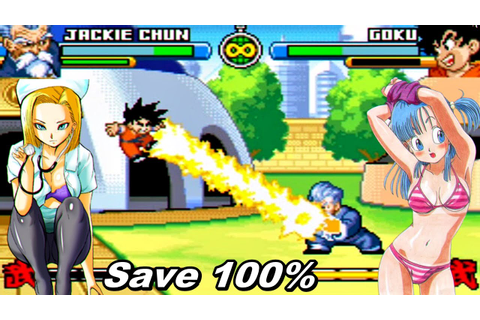 Dragon Ball Advanced Adventure All Characters/Itens/All ...