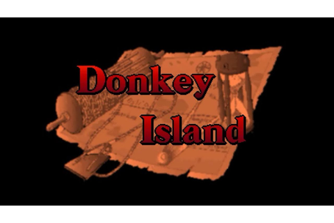 Donkey Island - DOS Game 1995 - Walkthrough [german ...
