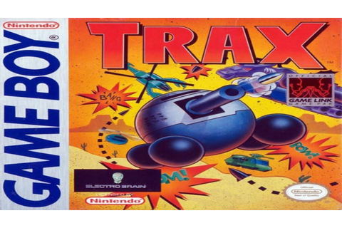 TRAX - Game Boy Longplay - NO DEATH RUN (FULL GAMEPLAY ...