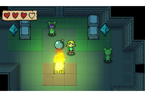 Zelda-Inspired Ittle Dew Heading To The Wii U eShop This ...