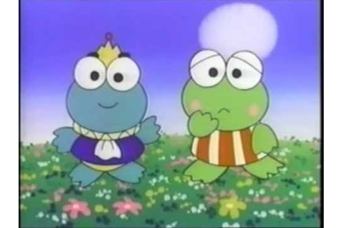 Keroppi and Friends The Adventures of the Coward Prince ...