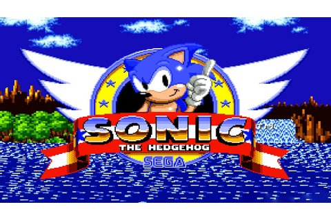 Sonic the Hedgehog (1991) ::: 100% Walkthrough ...