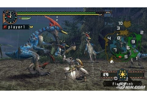 Monster Hunter Freedom 2 Review - IGN