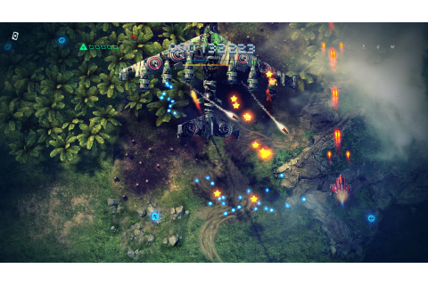 Sky Force Anniversary - PS4 Review - PlayStation Country