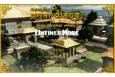 Temple of Guardians - (HD) Hidden Objects Game - Paid No ...
