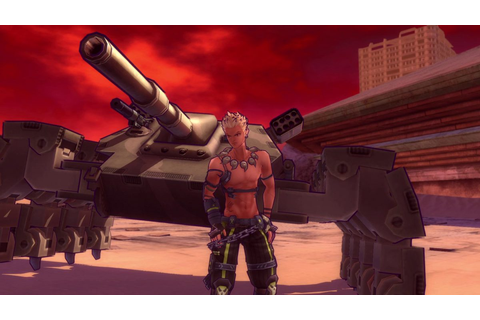 Metal Max Xeno Is Coming To PS4 This Fall