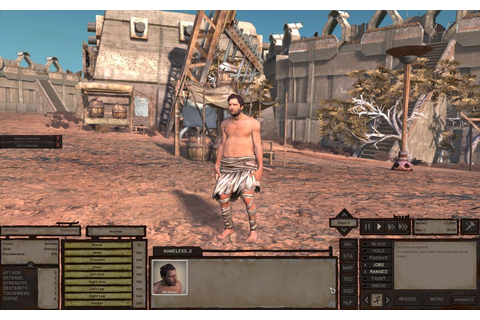 Kenshi is a post-apocalyptic Mount & Blade that leaves ...
