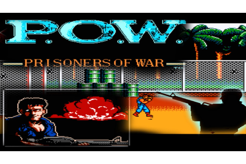 P.O.W.: Prisoners of War - Пленники Войны 8-bit - YouTube