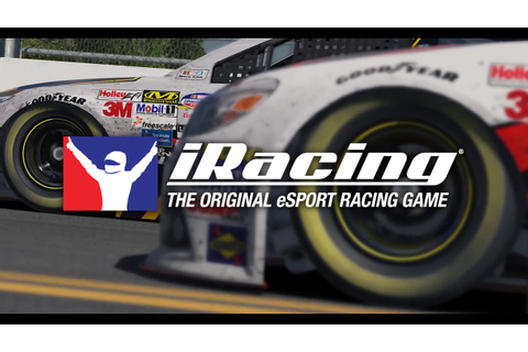 iRacing: The Original eSport Racing Game - YouTube