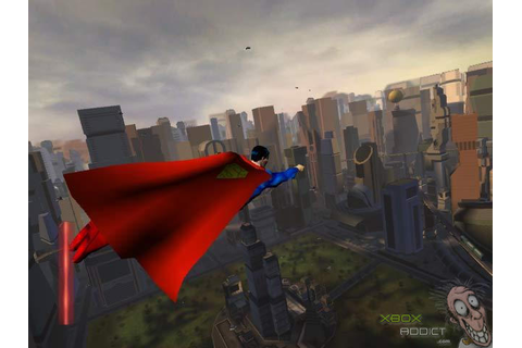 Superman: The Man of Steel (Original Xbox) Game Profile ...
