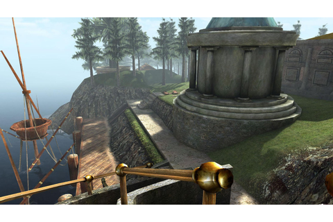 Classic adventure game Myst now available on Android ...