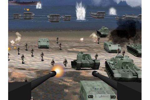 Free Download Pc Games-Beach Head 2002-Full Version