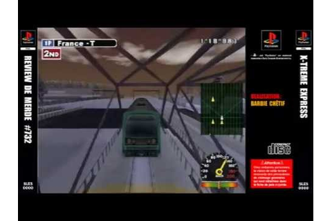 Review de merde #732 : X-Treme Express [PS2] - YouTube